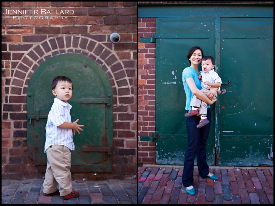 Family Pictures-Distillery District Toronto-2