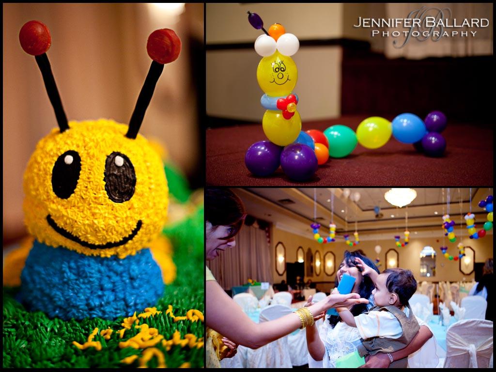 dev s first birthday party jennifer ballard photography