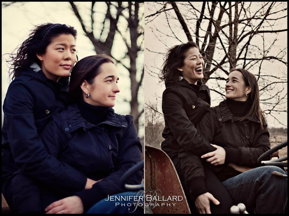 Same-Sex Engagement Photographer