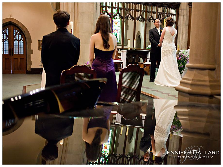 Toronto Wedding Photographer Holy Rosary Church