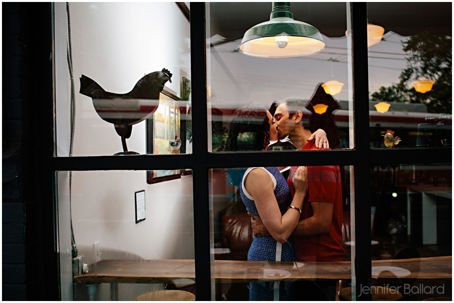 Toronto Riverdale Engagement Photographer