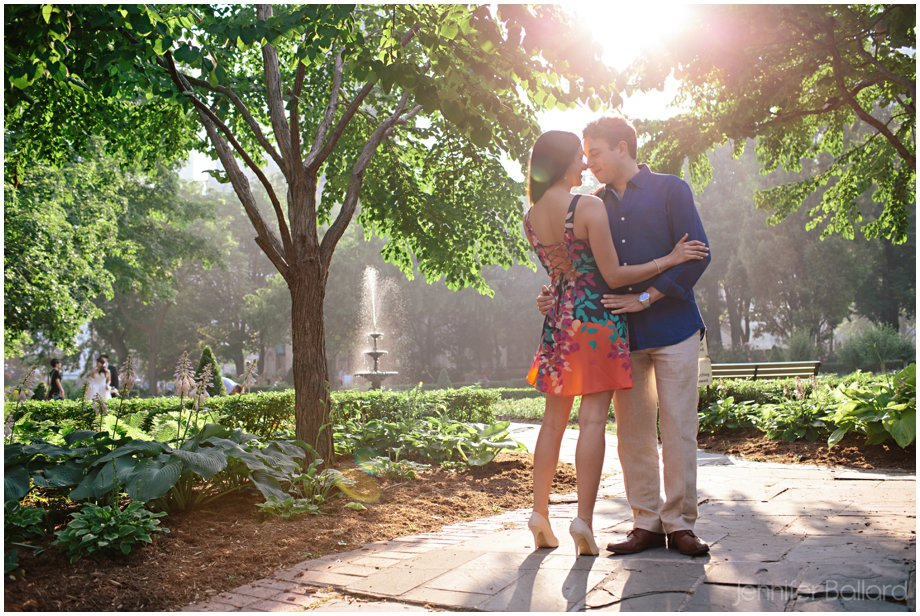 Downtown Toronto Engagement Photographer