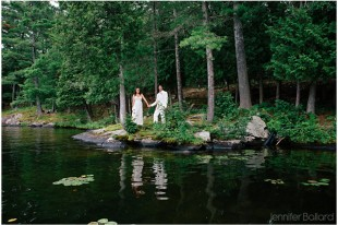 Muskoka Cottage Wedding
