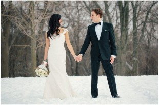 Winter Wedding Photography New York City
