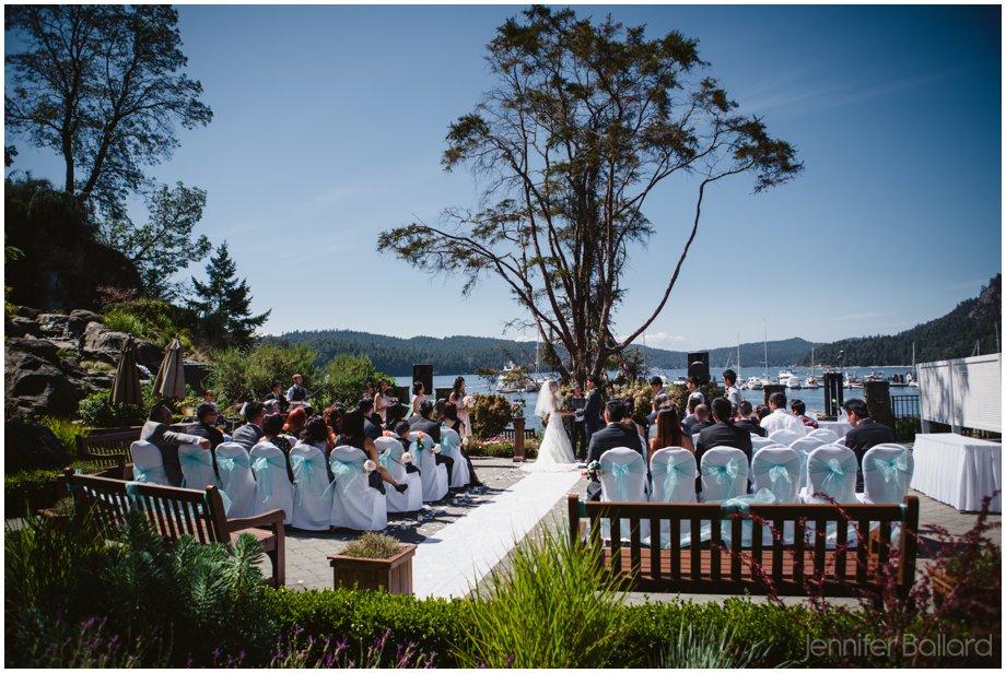 Poets Cove Wedding
