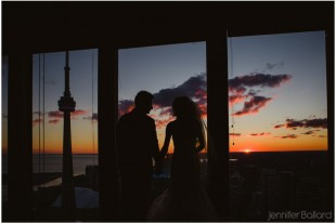 Canoe Wedding Toronto