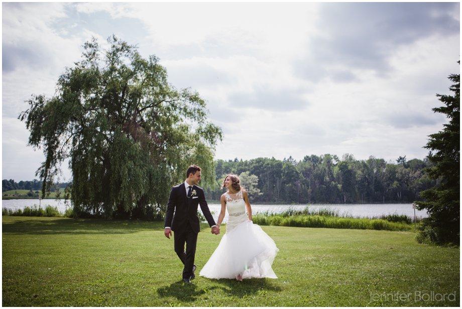 Mary Lake Wedding