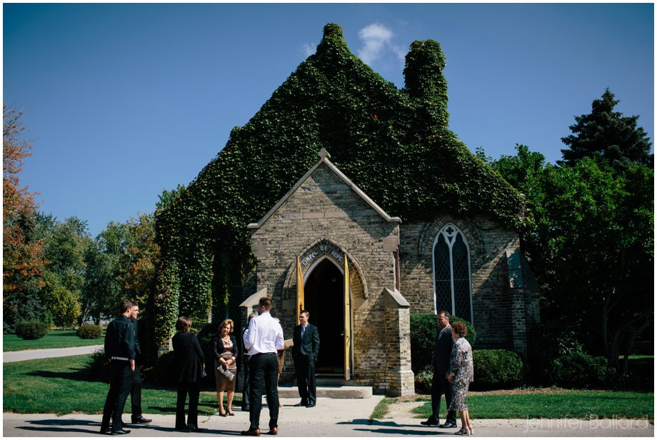 Chapel of Hope London Wedding