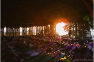 Yoga at Gran Pacifica Vida del Mar Nicaragua