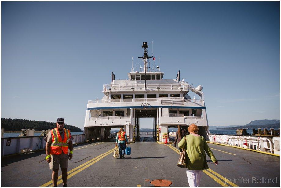 Pender Island Ferry
