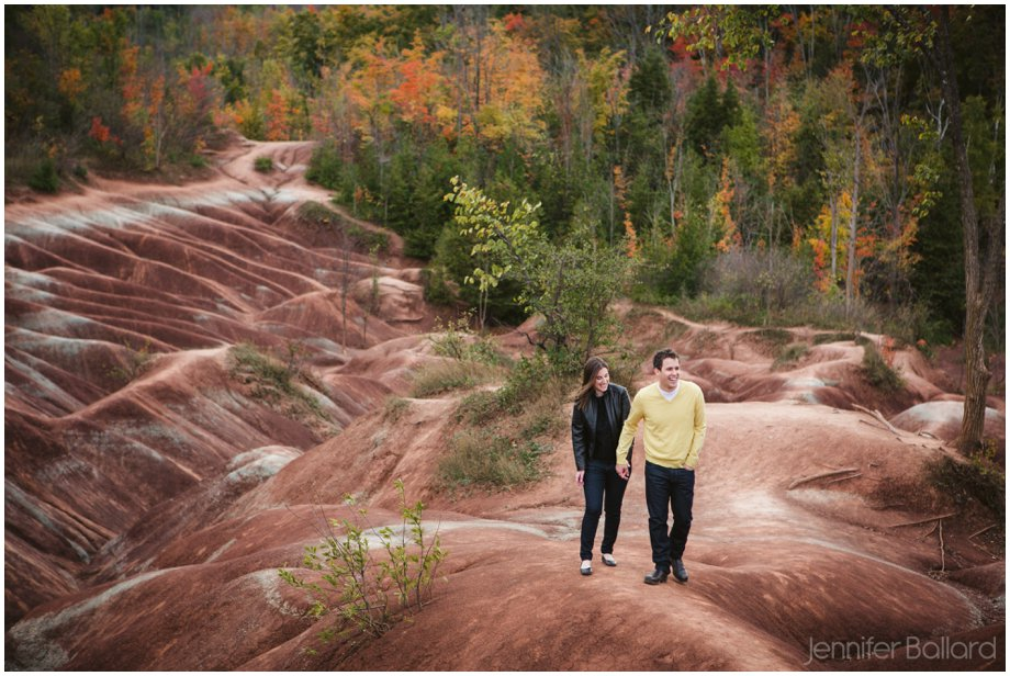 Cheltenham Badlands Photography
