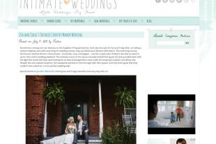Beamer Falls Manor Wedding