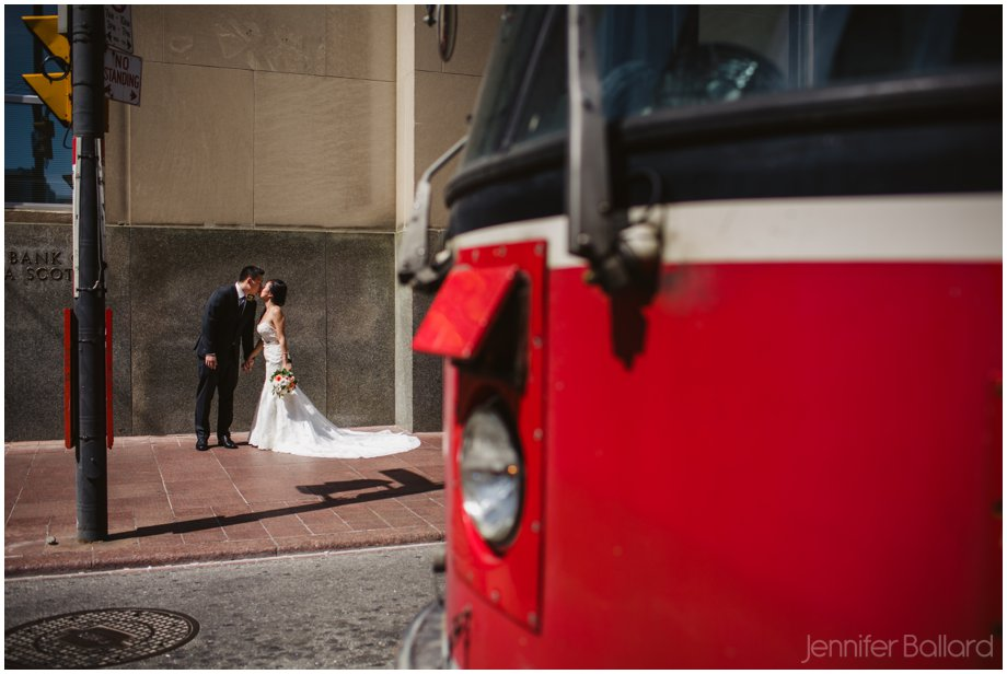 Downtown Toronto Wedding Photographer
