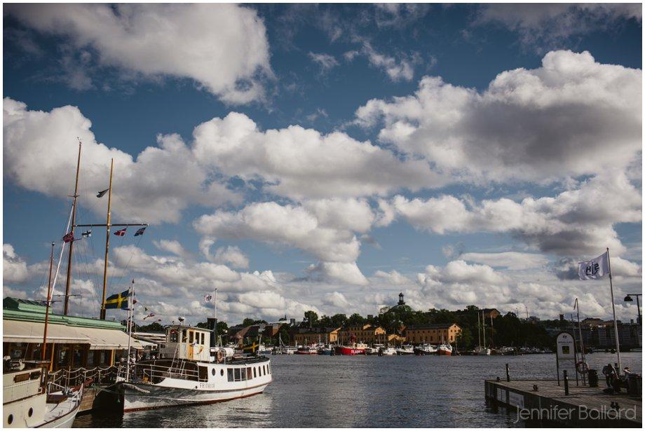 Sailing the Stockholm Archipelago