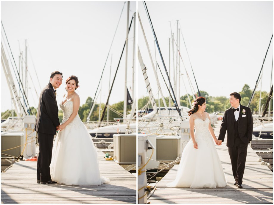 Boulevard Club Wedding Photography
