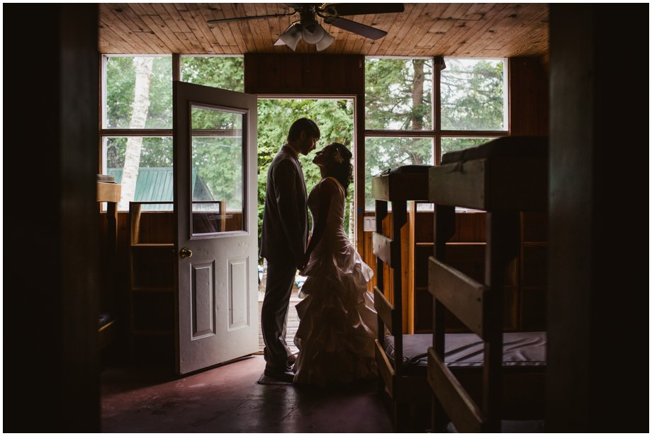 Camp Timberlane Wedding