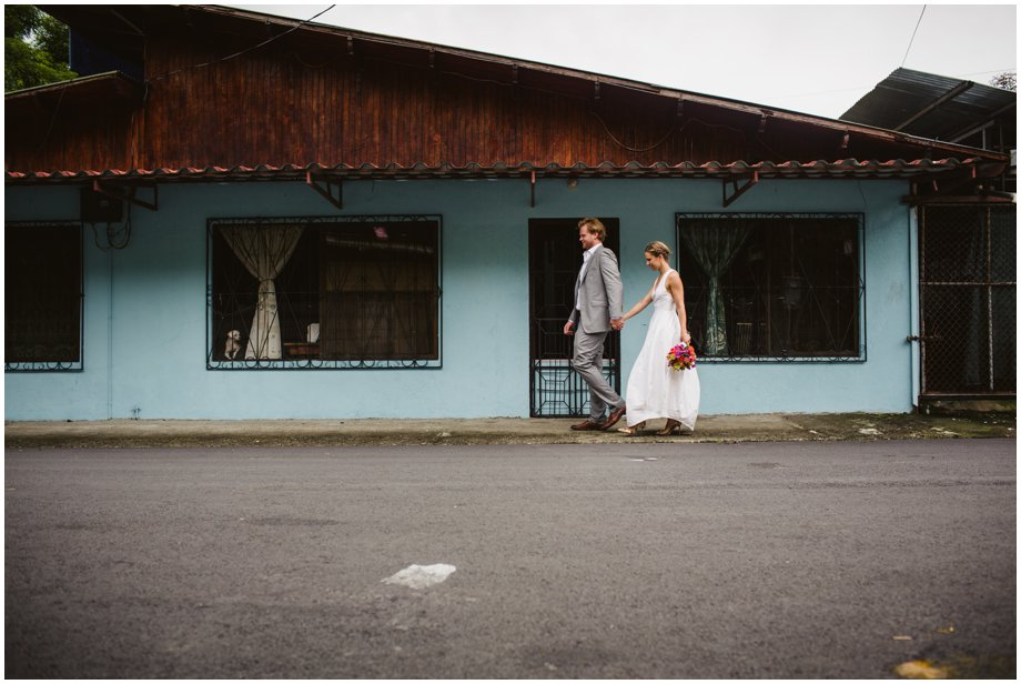 Manuel Antonio Costa Rica Wedding