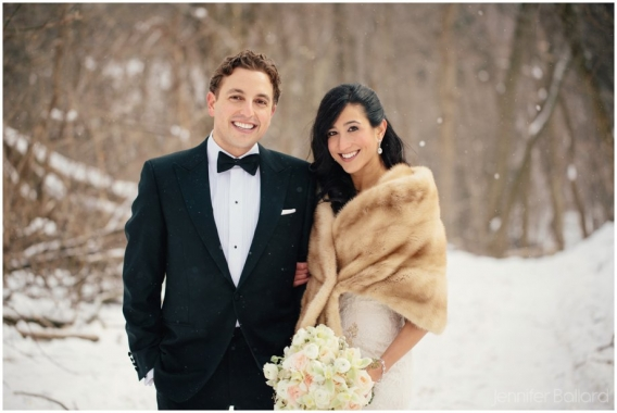Toronto Winter Wedding