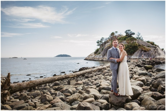 Whytecliff Park Wedding Photographer