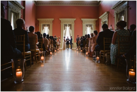 St. Lawrence Hall Wedding