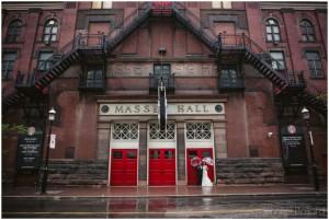 Massey Hall Wedding