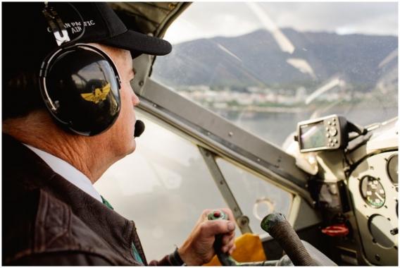 Ocean Pacific Air Prince Rupert